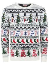 ff9ddbf2f15f George pánsky vianočný pulover