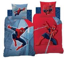 Obliečky spiderman tower 140/200 cm, 140,200