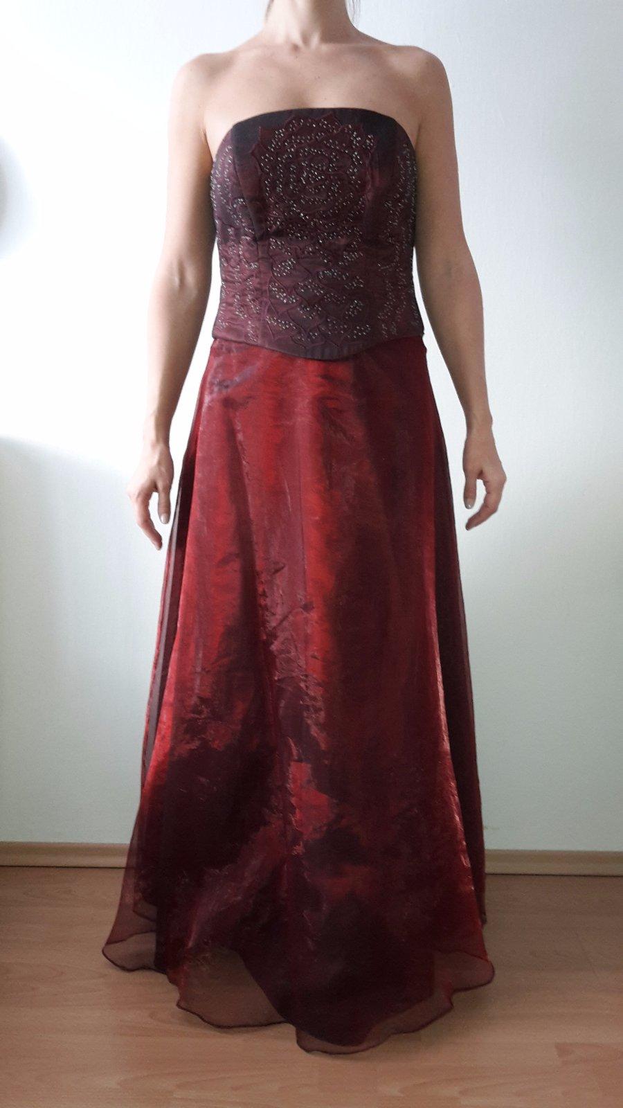 fa586599372b Spoločenské šaty veľkosť 42