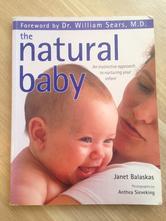 Kniha the natural baby (v angličtine),