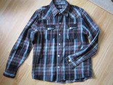 Flanelová košeľa--kids--134, kids,134