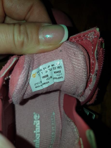 Timberland zimné dievčenské topánky b0315c5cc47