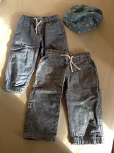 H&m letnejsie nohavice veľkosť 80, h&m,80