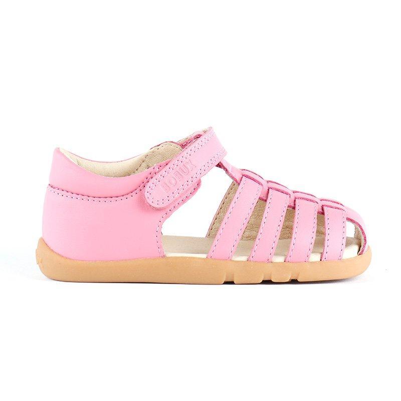 af62367902f7 Detské kožené dievčenské sandálky