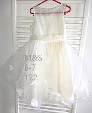 Krásne šaty mas, marks & spencer,122