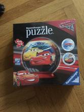 Puzzle mcqueen,