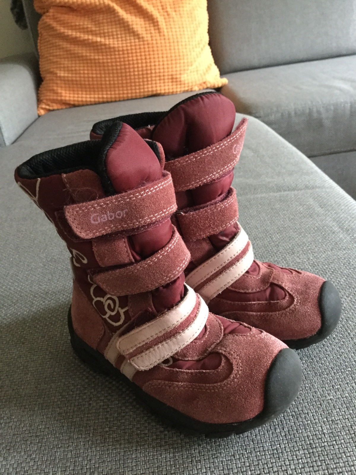 a562b1adb4 Gabor zimné topanky