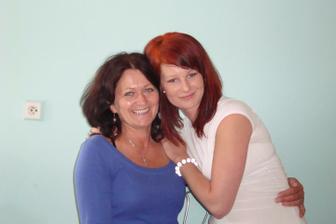 Ja s mamkou svojou:-)