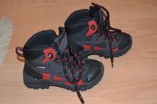 Nepremokavé trekingové topánky, mckinley,26