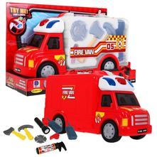 Autíčko požiarnici - príslušenstvo,