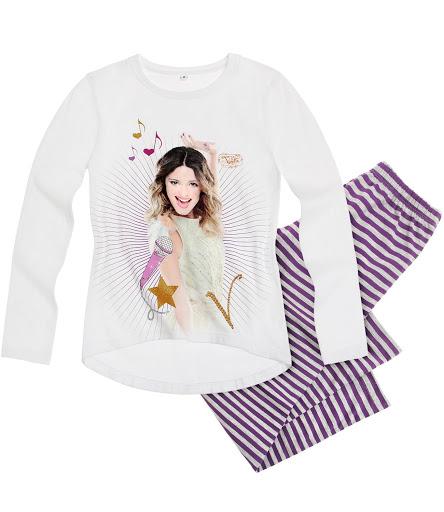 27a792ae487d Dievčenský set tričko s legínami disney violetta
