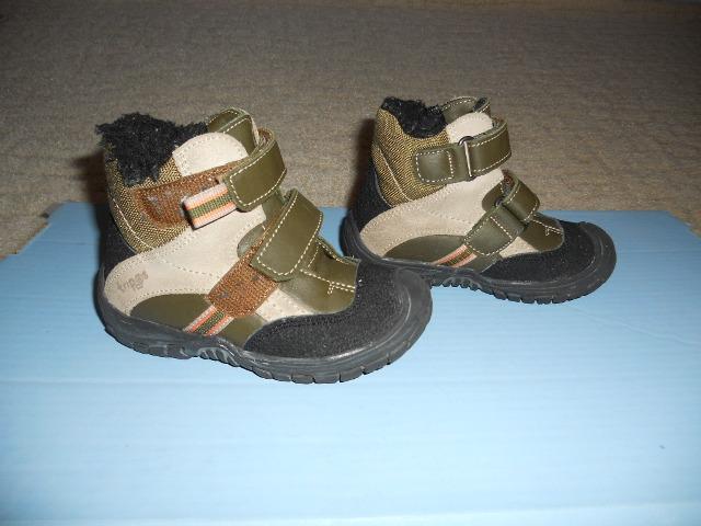 Zimné botky s kožušinou 639a18ecda6