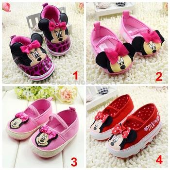Topánočky minnie mouse 088ec4c305