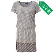 Dámské jerseyové šaty s krátkým rukávem, topolino,l / m / s / xl / xxl