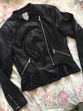 e4c7d0b25f Zara kožená bunda