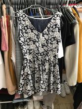 Krásne krátke šaty, h&m,m