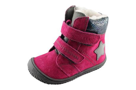 e34c9f742 Detské kožené dievčenské zimné topánky, filii,24 - 74,95 € od predávajúcej  barefootnozka | Detský bazár | ModryKonik.sk