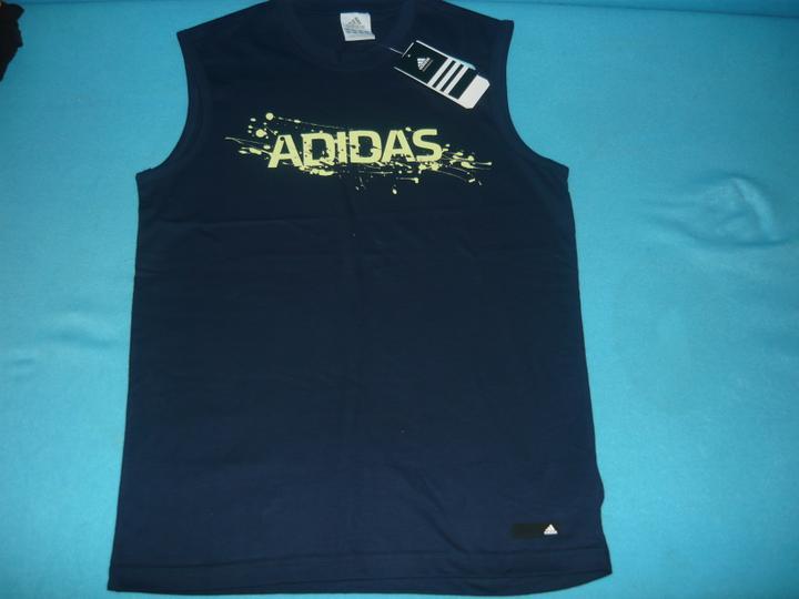 96515f90f Krasne tričko original ADIDAS nove s visackou, panske velikost M bez  rukavu, velmi kvalitne