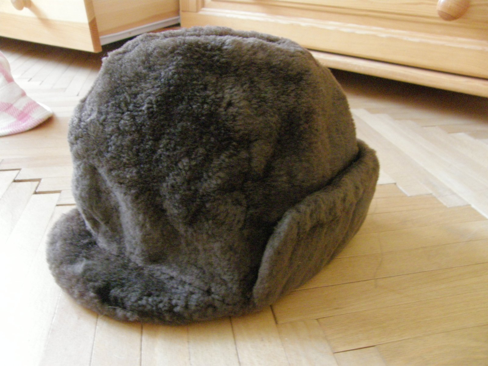 0e8fb9c47 Pánska kožušinová čiapka, xl - 15,99 € od predávajúcej miriamocenka |  Detský bazár | ModryKonik.sk
