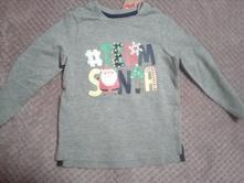 Detský pulover s vianočným motívom tu, tu,74