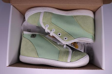 fc81aa3e1a Rak chlapčenské členkové tenisky mint - zelené