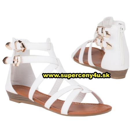 f9e0e26e34fa Dámske elegantné sandále