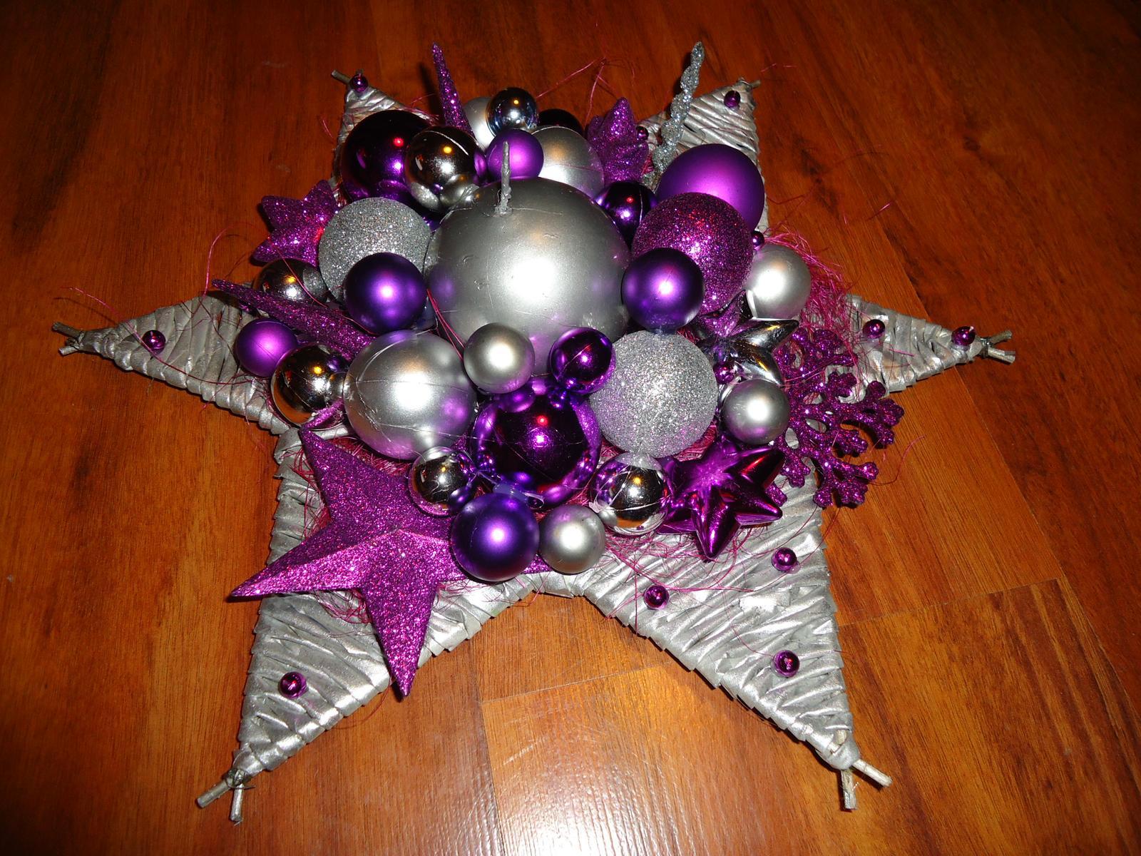 536b00345 Na vianoce - pletené z papiera - Album používateľky levik7