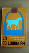 Kniha jazda na koni v maďarčine,