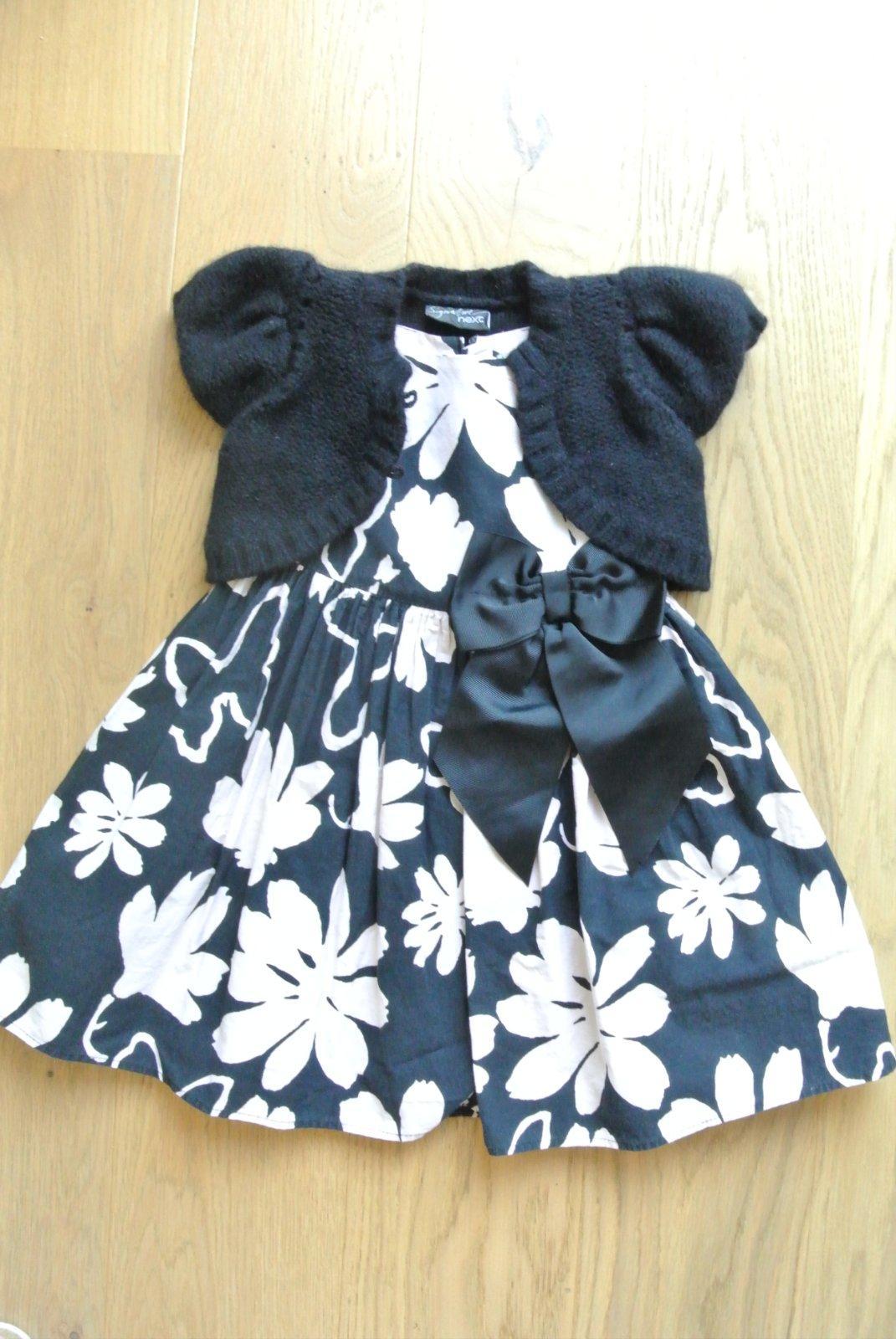 cb2c610078de Zobraz celé podmienky. Next dievčenské šaty + svetrík ...
