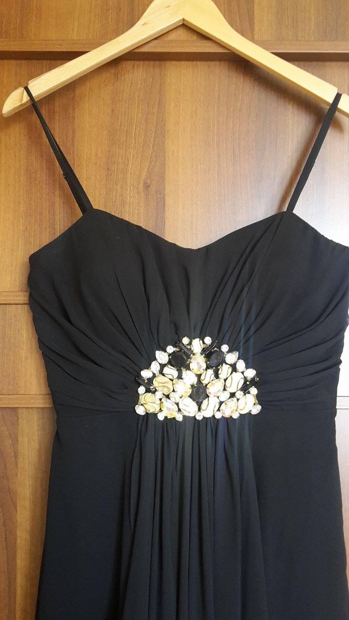 add171227ae9 9 inzerátov • 2 hodnotenia. Spoločenské čierne šaty