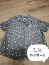 Košeľa, f&f,98 / 104 / 110