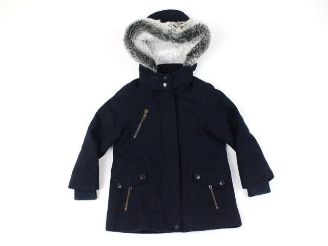 7568249bd3 Dievčenský zimný kabát next