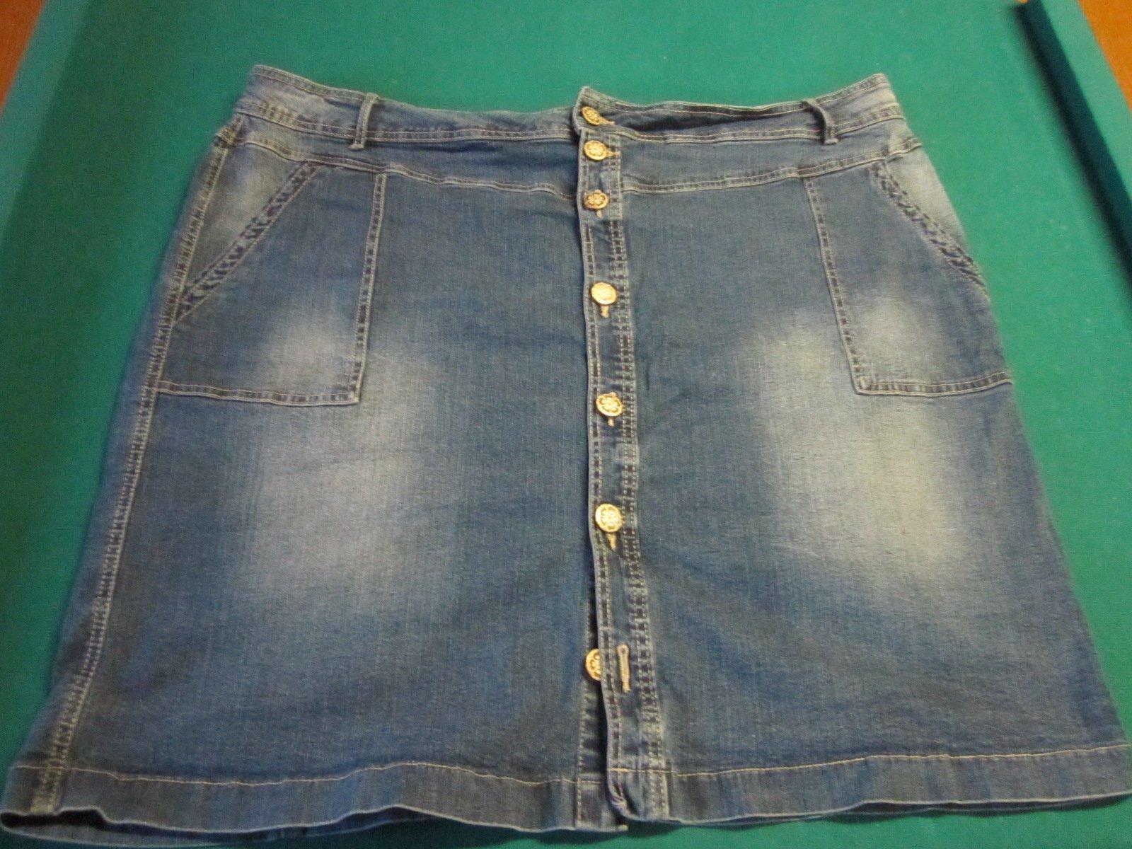 92b095d4201c Riflová sukňa pre moletku