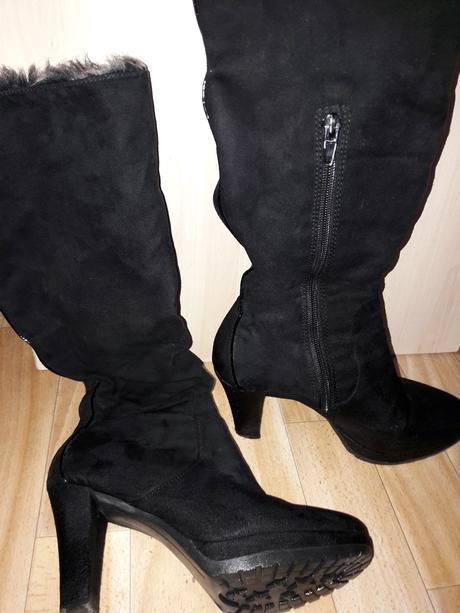 ca61ee068 Elegantné čižmy na zimu , graceland,37 - 11 € od predávajúcej ...