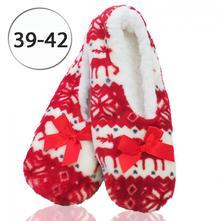 a7809b0196057 Dámske papuče - balerínky z ovčej vlny, 39-42, 39 / 40 /
