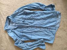Riflova košeľa, reserved