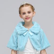 Detské bolerko pj007 - bl. modré, 110 - 152