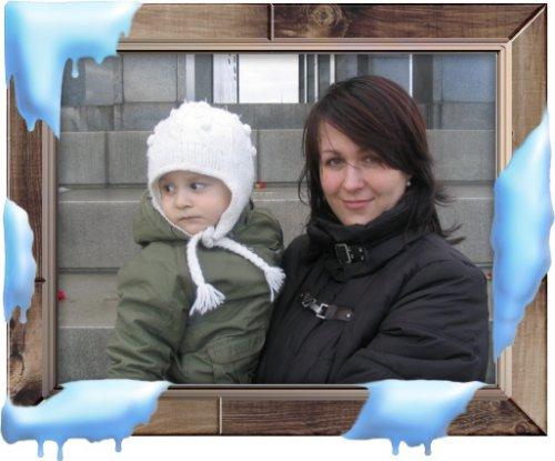 14 mesiac - Maminka a ja
