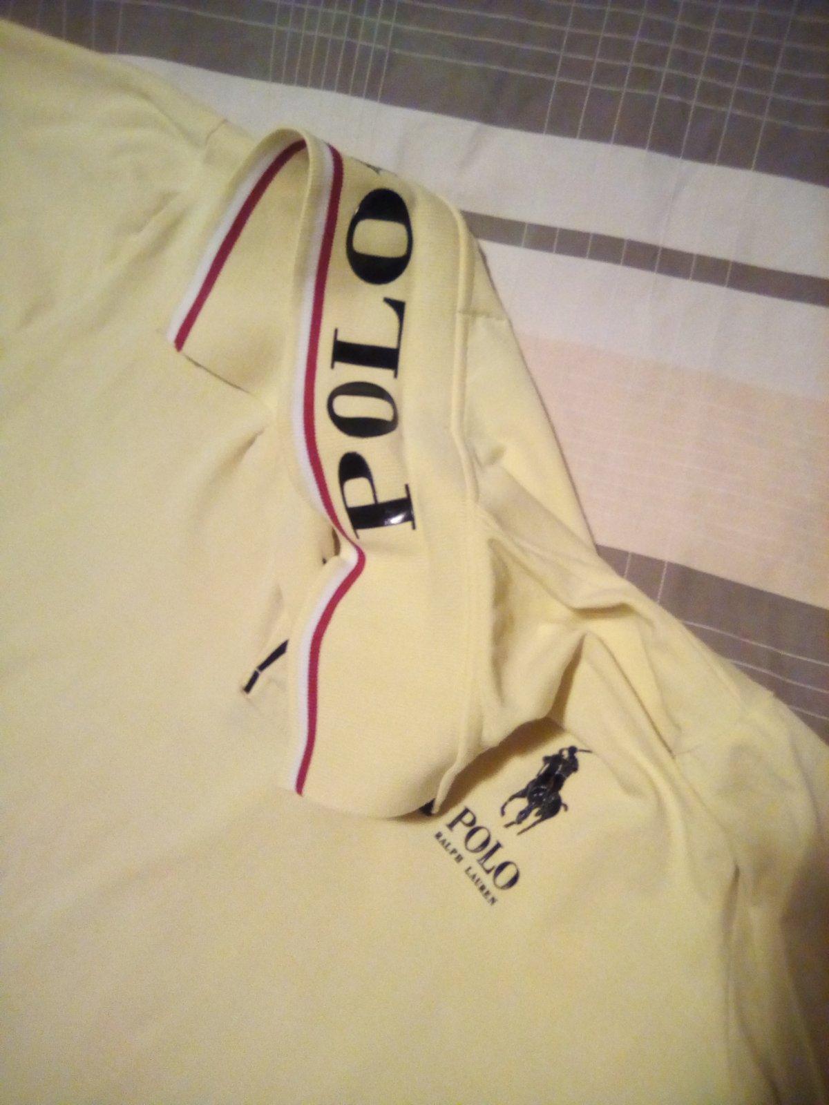 96695bc326 Ralph lauren polo tričko