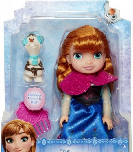 0786fdbcd Frozen babika a snehuliak, - 22,90 € od predávajúcej dada1617   Detský  bazár   ModryKonik.sk