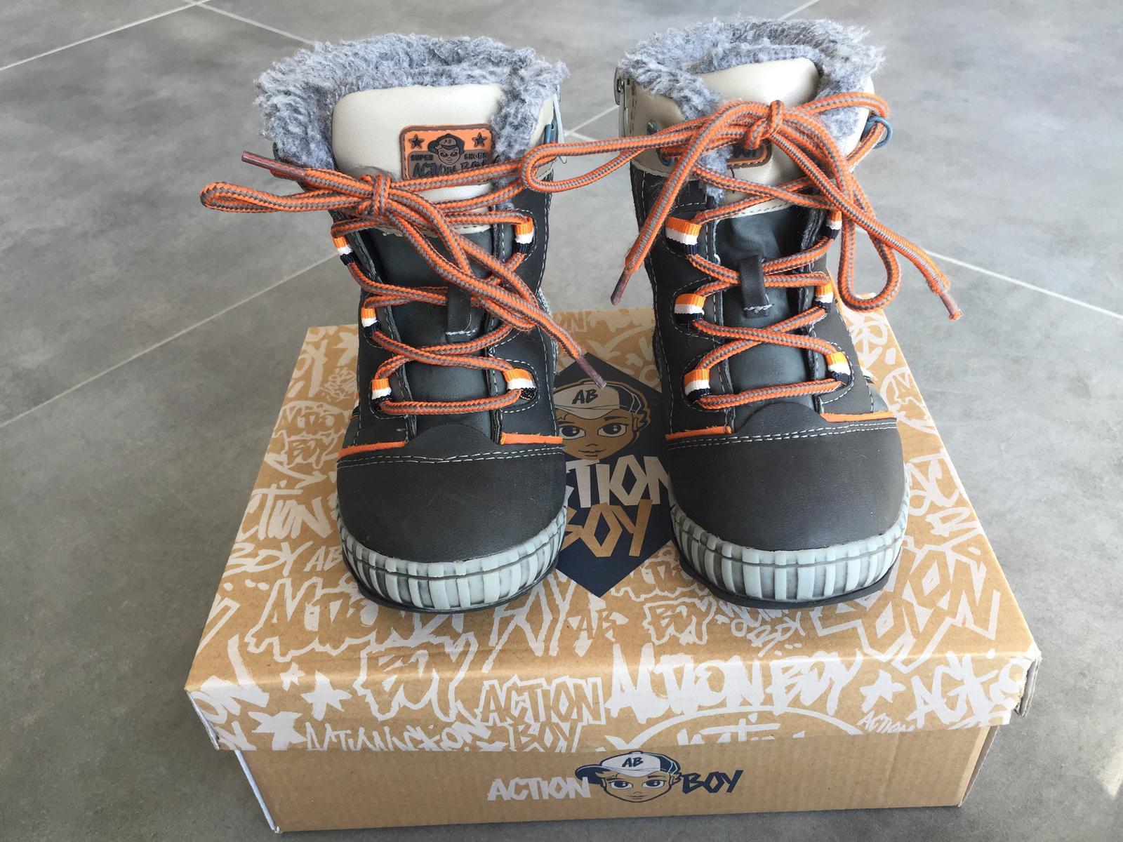 Zimné topánky ccc 25 f39bd447ac6