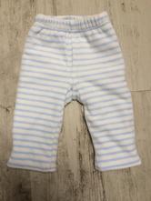 Teple hrubé nohavice veľkosť 56, baby club,56