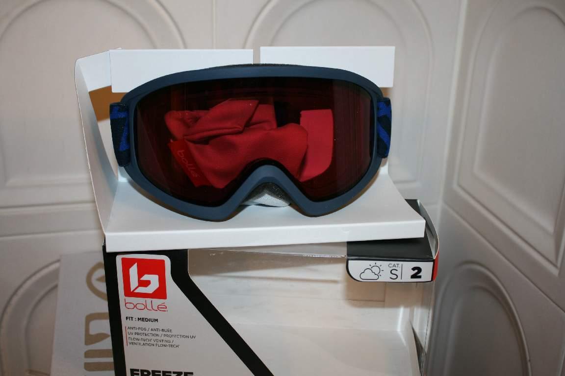 cdcde1e14 Lyžiarske okuliare bolle, - 25 € od predávajúcej jarmila79 | Detský bazár |  ModryKonik.sk