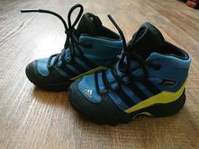 Goratexove topanky, adidas,23