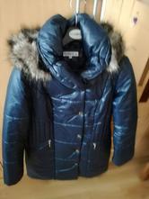 Zimná bunda predĺžená 4aa6a7eda1d