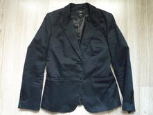 Čierne sako, h&m,38