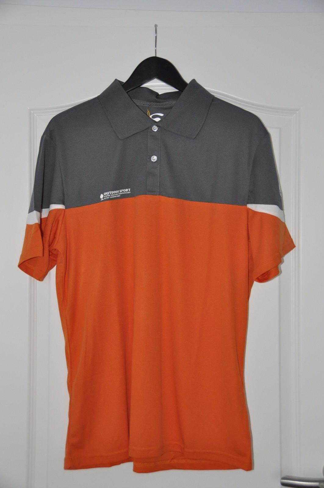 Set - dámske a pánske outdoorové tričko (nenosené) e5d4df8975e
