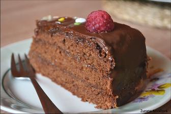 Sacherova torta ♥