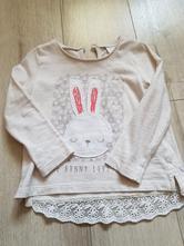 Tričko s dlhým rukávom, f&f,68