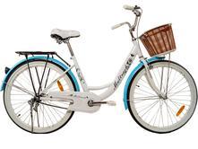 Dámsky bicykel retro štýl,